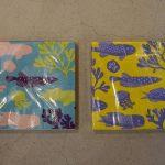 ZUAN & ZOKEI Paper Napkin AKVAARIO color